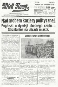 Wiek Nowy : popularny dziennik ilustrowany. 1929, nr8500
