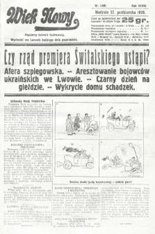 Wiek Nowy : popularny dziennik ilustrowany. 1929, nr8506
