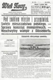 Wiek Nowy : popularny dziennik ilustrowany. 1929, nr8536