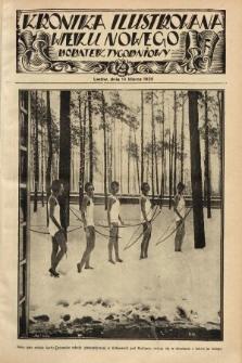 Kronika Ilustrowana Wieku Nowego : dodatek tygodniowy. 1929, [do nru8315]