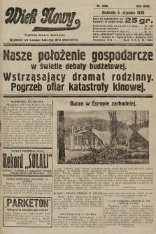Wiek Nowy : popularny dziennik ilustrowany. 1930, nr8562