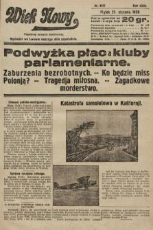 Wiek Nowy : popularny dziennik ilustrowany. 1930, nr8577