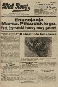 Wiek Nowy : popularny dziennik ilustrowany. 1930, nr8624
