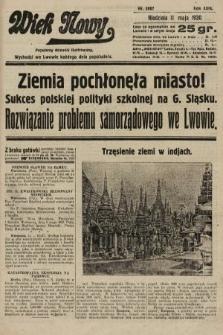 Wiek Nowy : popularny dziennik ilustrowany. 1930, nr8667