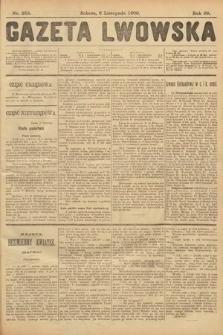 Gazeta Lwowska. 1909, nr253