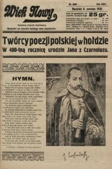 Wiek Nowy : popularny dziennik ilustrowany. 1930, nr8690