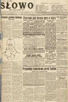 Słowo. 1932, nr4