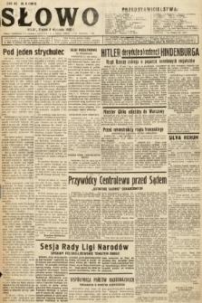 Słowo. 1932, nr5