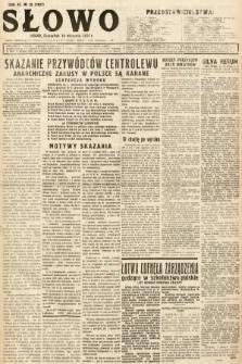 Słowo. 1932, nr10