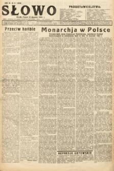 Słowo. 1932, nr11