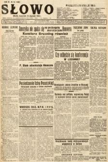 Słowo. 1932, nr16