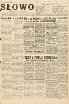 Słowo. 1932, nr33