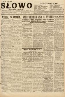 Słowo. 1932, nr61