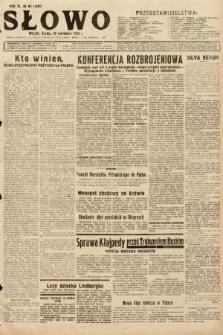 Słowo. 1932, nr84