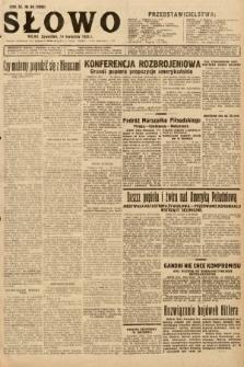 Słowo. 1932, nr85