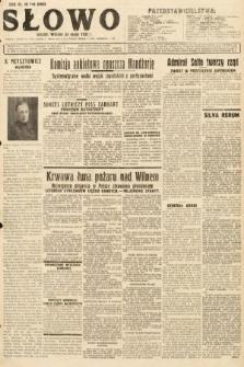 Słowo. 1932, nr116