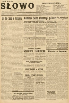 Słowo. 1932, nr119
