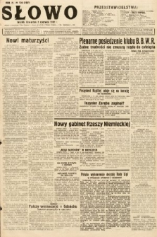 Słowo. 1932, nr124
