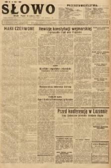 Słowo. 1932, nr132