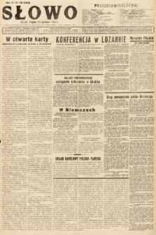 Słowo. 1932, nr139