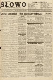 Słowo. 1932, nr142