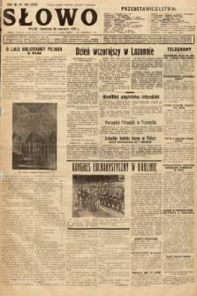 Słowo. 1932, nr148