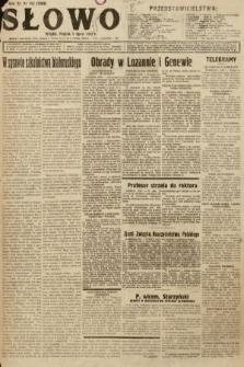 Słowo. 1932, nr153