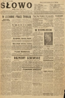 Słowo. 1932, nr154