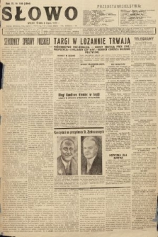 Słowo. 1932, nr158