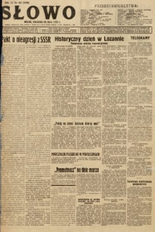 Słowo. 1932, nr162
