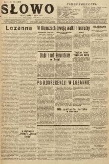 Słowo. 1932, nr165