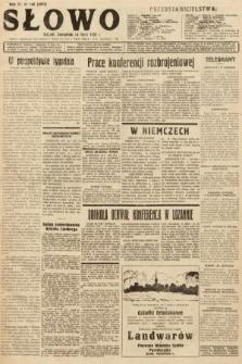 Słowo. 1932, nr166