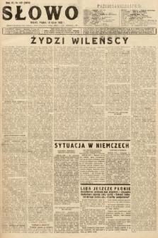 Słowo. 1932, nr167