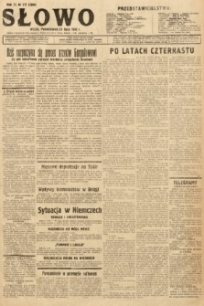 Słowo. 1932, nr177