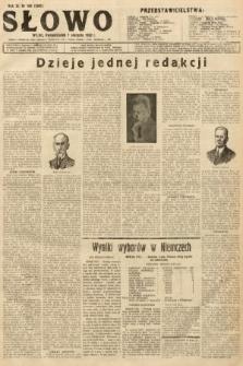 Słowo. 1932, nr184