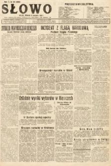 Słowo. 1932, nr185