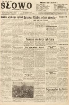 Słowo. 1932, nr187