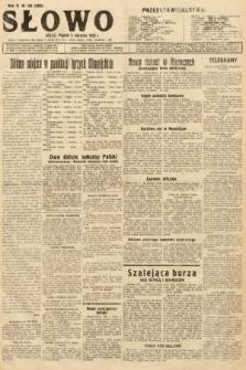 Słowo. 1932, nr188
