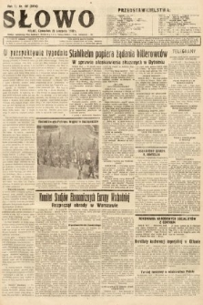 Słowo. 1932, nr207