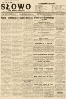 Słowo. 1932, nr231