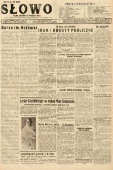Słowo. 1932, nr238