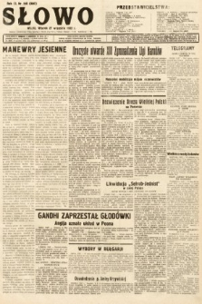 Słowo. 1932, nr240