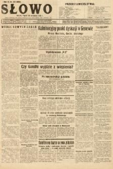 Słowo. 1932, nr243