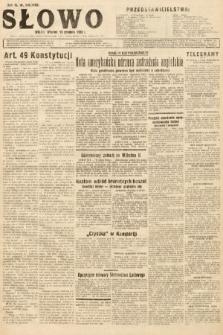 Słowo. 1932, nr316