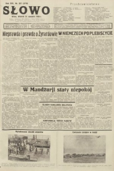 Słowo. 1934, nr227