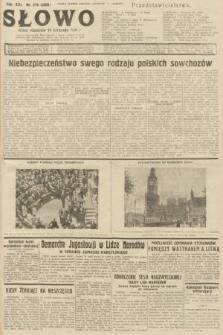 Słowo. 1934, nr316