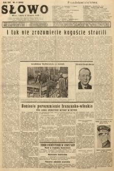 Słowo. 1935, nr4
