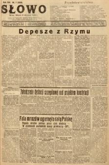 Słowo. 1935, nr7