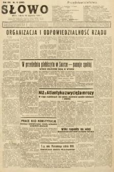 Słowo. 1935, nr11