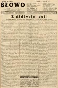 Słowo. 1935, nr23